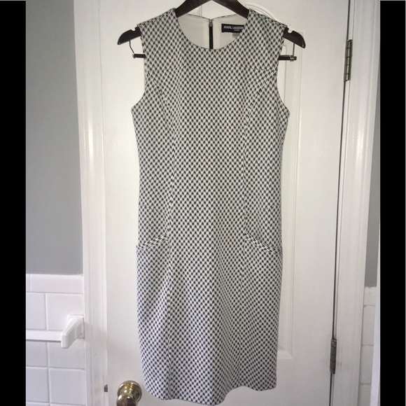 Karl Lagerfeld Dresses & Skirts - Karl Lagerfield sleeveless dress NWOT